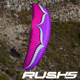 Ozone Rush5 EN-B XC siklóernyő