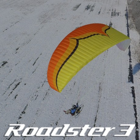 Ozone Roadster3 motoros siklóernyő