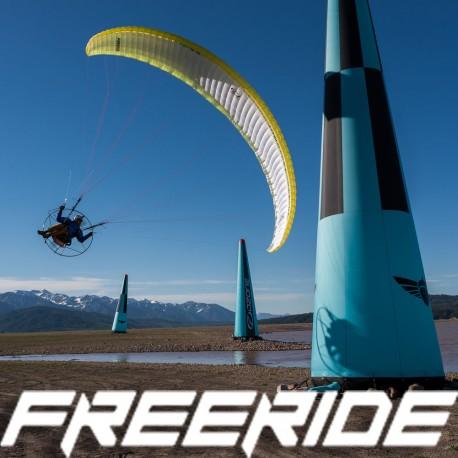 Ozone FREERIDE freestyle/verseny PPG ernyő