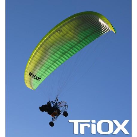 Ozone TRIOX trike PPG siklóernyő