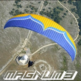 Ozone Magnum III LTF/EN-B tandem siklóernyő