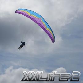 Ozone XXLite2 egyrétegű siklóernyő