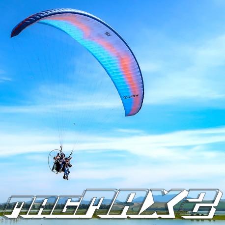 "Ozone ""MagMax2"" tandem PPG siklóernyő"