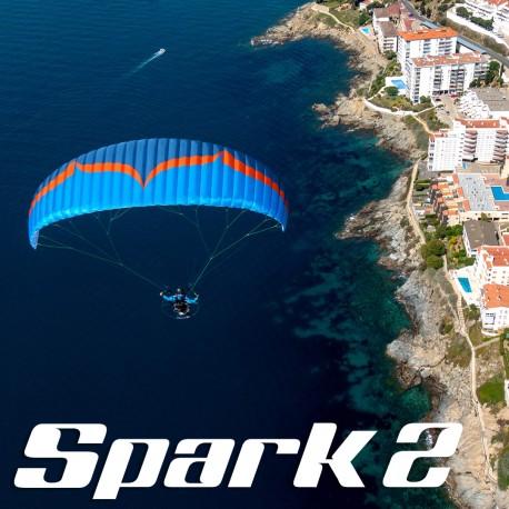 """Ozone """"SPARK2"""" kezdő PPG siklóernyő"""