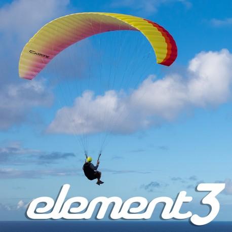 Ozone Element3 LTF/EN-A siklóernyő