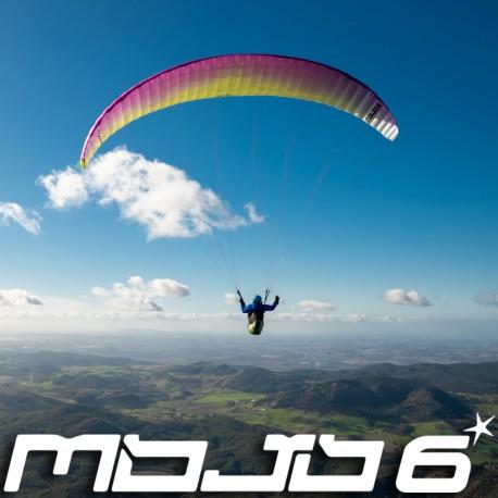 Ozone Mojo6 LTF/EN-A siklóernyő