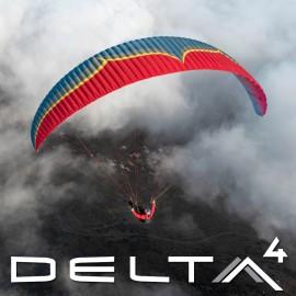 Ozone Delta4 (EN-C) siklóernyő