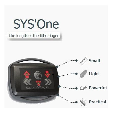 Syride SYS'ONE vario