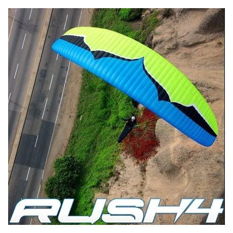 Ozone Rush4 EN-B XC siklóernyő