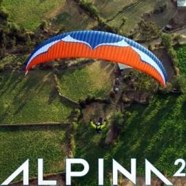 Ozone Alpina2 EN/LTF-C light siklóernyő