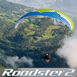 Ozone Roadster2 motoros siklóernyő