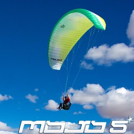 Ozone Mojo5 LTF/EN-A siklóernyő