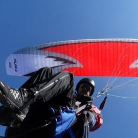 Pro-Design JALPA2 távrepülő, verseny siklóernyő