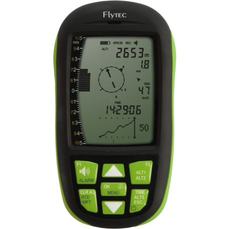 Flytec Element - GPS variométer