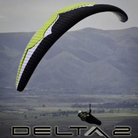 Ozone Delta2 (EN-C) siklóernyő