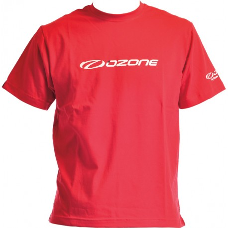 Ozone T-Shirt - Red