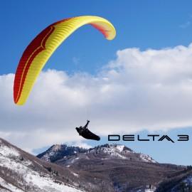 Ozone Delta3 (EN-C) siklóernyő