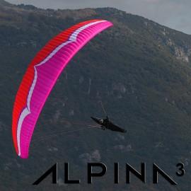 Ozone Alpina3 (EN-C) siklóernyő