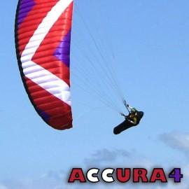 Pro-Design ACCURA4 haladó siklóernyő