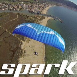 """Ozone """"The Spark"""" kezdő PPG siklóernyő"""