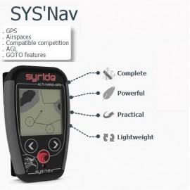 Syride SYS'NAV v3 kombinált műszer