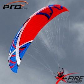 Pro-Design X-FIRE PPG siklóernyő